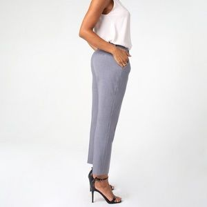 Liverpool trousers pant in Silver mist.
